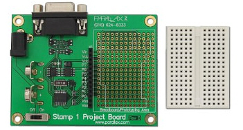 BS1 Project Board